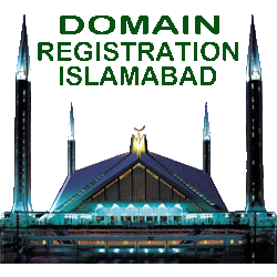 domain registration in Islamabad